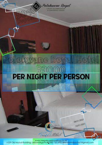Polokwane Royal Hotel